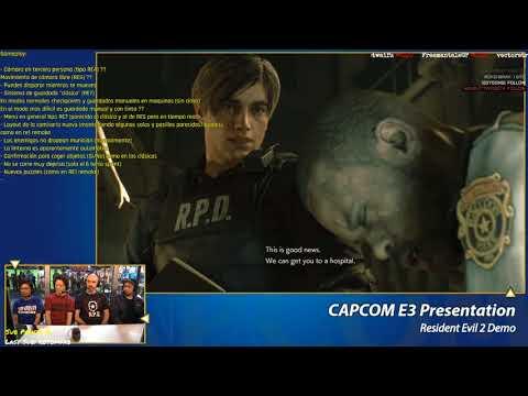 Analizando el gameplay de Resident Evil 2 Remake