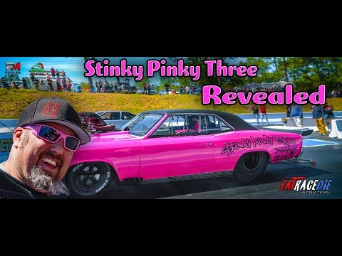 Say Hello To Stinky Pinky Three