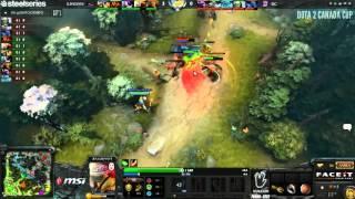 DC vs Elite Wolves, game 1