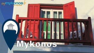Mykonos | The Architecture of the island
