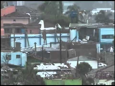 Exército envia tropa para ajudar Xanxerê (SC)