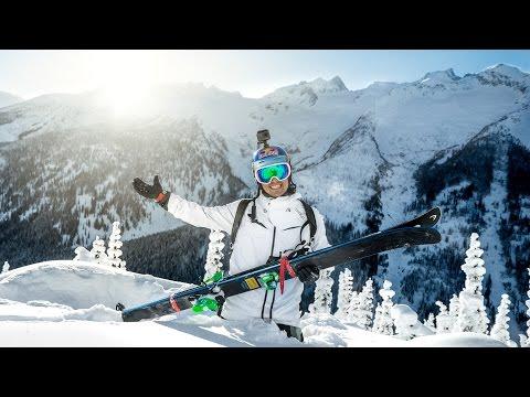 CANADIAN POWDER DREAM!   VLOG 264