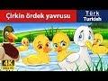çirkin ördek yavrusu | Masal dinle |  Masallar | Peri Masalları | Türkçe peri masallar