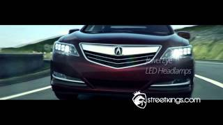 Street Kings | Car Commercials | Acura 2014 RLX
