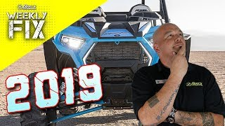 7. Polaris unleashes NEW 2019 RZR XP 1000/Turbo Line up, New Star Wars Helmets From HJC, & More!