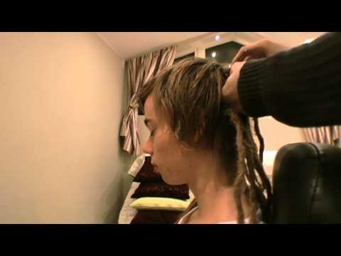 How to make dreadlocks! Tutorial