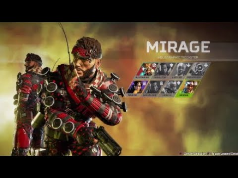 Leadership quotes - Apex Legends - Mirage Character Selection Quotes