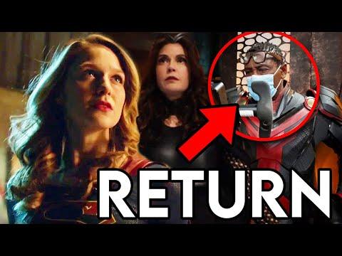 Daxamites RETURN For Season 6! Supergirl Set LEAKS! - Supergirl Season 6 Teaser