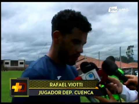 Deportivo Cuenca jugará ante Liga de Portoviejo en la próxima fecha