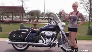 1. Used 2012 Harley Davidson Road King Classic for sale in Wisconsin