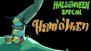 Angry Birds Seasons Ham