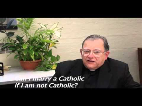 Can I marry a Catholic if I am not a Catholic?