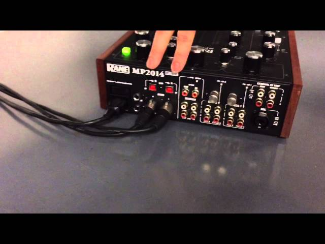 MP2014 Mixer Feature Review