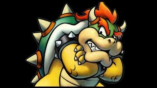 So people been wonderin, if Bowser was actually BROKEN.