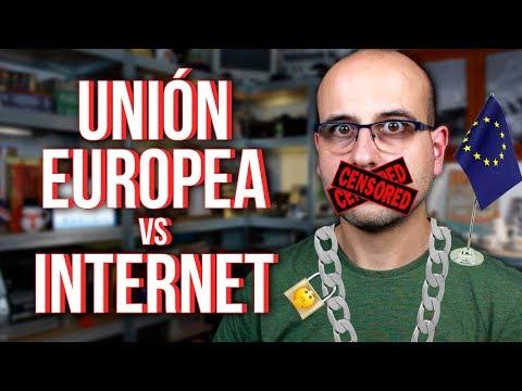 ¿La UE quiere censurar en Internet?