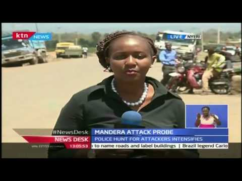 NewsDesk full bulletin with Akisa Wandera 26th October 2016