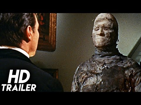 The Curse of the Mummy's Tomb (1964) ORIGINAL TRAILER [HD 1080p]