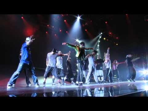 dancers - This video was taken from MJ`s This Is It.