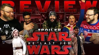 "Video ""Star Wars: The Last Jedi"" SPOILER Movie REVIEW and DISCUSSION!! MP3, 3GP, MP4, WEBM, AVI, FLV Maret 2018"