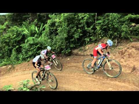 Stage 2 Langkawi International Mountain Bike Challenge 2012 – Highlights.mov