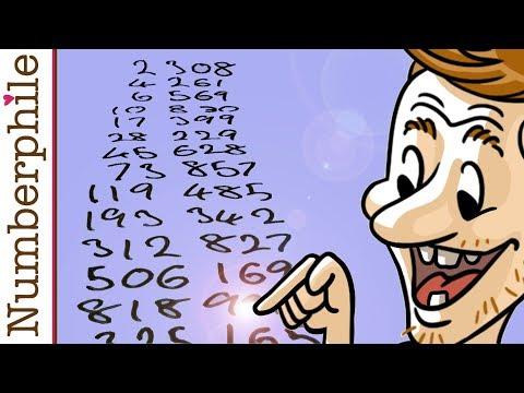 Brady Numbers – Numberphile