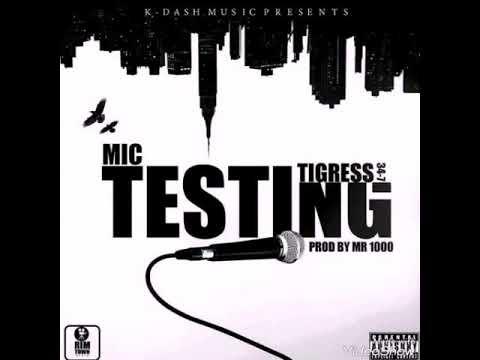 Tigress 34-7-_-Mic Testing