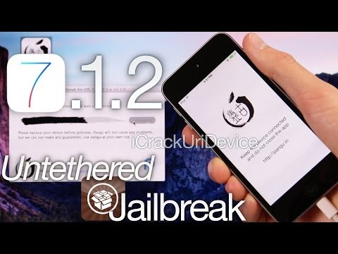 jailbreaking - WATCH FIRST For More Jailbreak Updates, Follow Me On Twitter: http://twitter.com/#!/iCrackUriDevice iOS 7.1.2 Pangu Jailbreak Untethered tutorial and How to ...