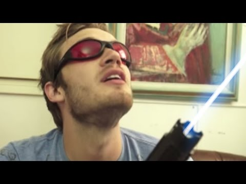 The Worlds Most Powerful Handheld Laser! (5 Weird Stuff Online - Part 14)
