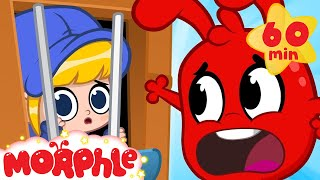 Video Oh no! Mila in jail! My Magic Pet Morphle Police Car Animation Episodes MP3, 3GP, MP4, WEBM, AVI, FLV Desember 2018