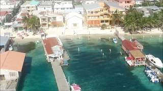 video of San Pedro,Belize, the beutiful paradise in America.