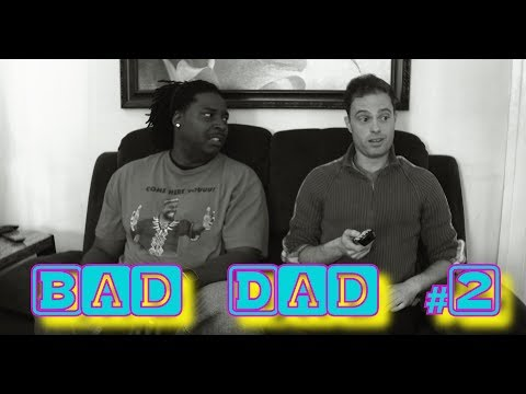 Bad Dad 2! 😂COMEDY😂 (David Spates)