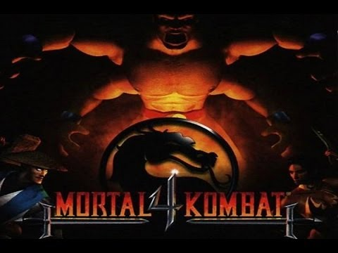 mortal kombat 4 nintendo 64 moves list
