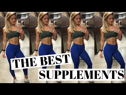 SUPPLEMENTS   My Top 3 Must Haves