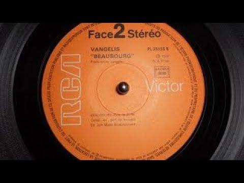 Vangelis - Beaubourg (1978 - vinyl / lp - Full Album)