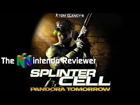splinter cell pandora tomorrow gamecube iso