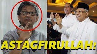 Video Rocky Gerung Akui Kemenangan Jokowi Ma'ruf Tapi Masih C4c! M4k! Gue MP3, 3GP, MP4, WEBM, AVI, FLV April 2019