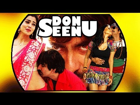Don Seenu - Tamil Full Length Movie Ft. Ravitheja And Sreya Sharan