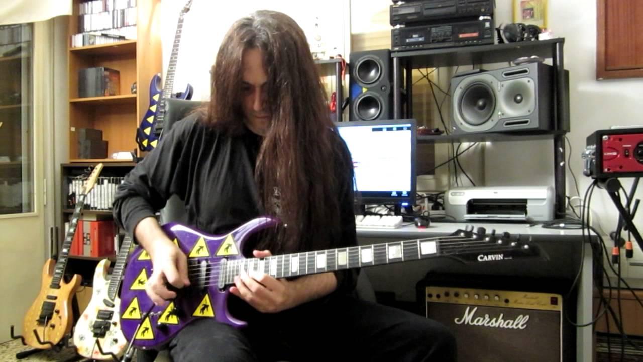 Guitar videos – DANIELE LIVERANI – Mysterious Impulse
