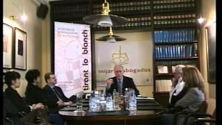 10/02/2012 La Mediación Intrajudicial