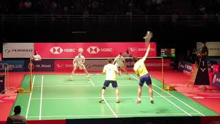 Video Nice Angle - GOH/TAN vs WANG/DI | Badminton Malaysia Master 2019 MP3, 3GP, MP4, WEBM, AVI, FLV Januari 2019