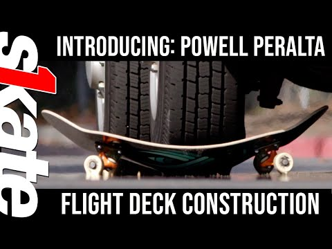 Powell-Peralta Flight Deck Construction