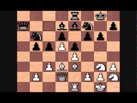 Magnus Carlsen's Top Games: Carlsen vs Hans Krogh Harestad