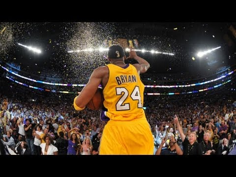 kobe bryant - Take a look at Kobe Bryant's golden memories from his 17-year NBA career. Thanks for watching. If you like my videos, please support me by subscribing to my ...