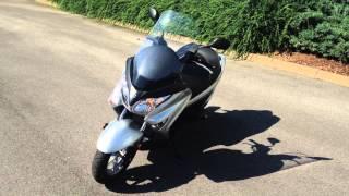4. 2014 Suzuki Burgman 200