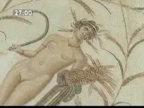 Mosaic von La Chebba - römischen Mosaiken (1/3)