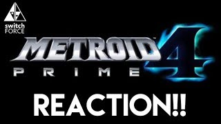Metroid Prime 4 was finally announced at E3 2017 and we absolutely lost our minds! We are SUPER excited for Metroid Prime 4 to make its way to Nintendo Switc...