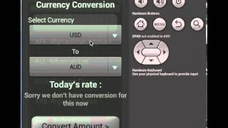 A1 Currency Conversion YouTube video