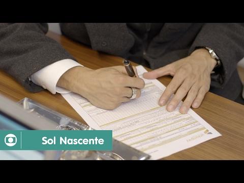 Sol Nascente: capítulo 137 da novela, segunda, 6 de fevereiro, na Globo
