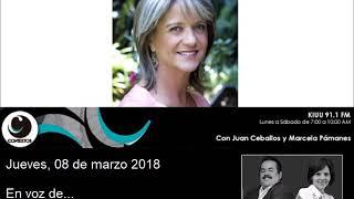 Video EN VOZ DE... Adriana Malvido, autora de Nahui Olin MP3, 3GP, MP4, WEBM, AVI, FLV Juli 2018