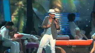 Dyland Y Lenny Live En Premio Lo Nuestro 2011(Video Official) HD